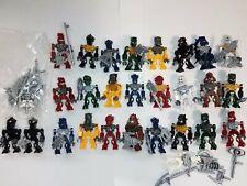 Lego Bionicle Minifigures Lot