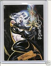 Lady Death Dark Alliance Romano auto card