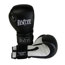 Benlee Boxhandschuhe Madison Delux, Pu 10, 12 und 14Oz Boxen, Kickboxen, Fitness