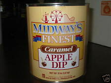 Midway's Finest Caramel Apple Dip (6) 8Lb Cans Case