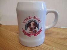 """Samuel Adams Boston Lager 5.5"""" Ceramic Mug Jim Koch"""