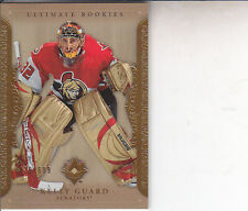 KELLY GUARD 2006-07 ULTIMATE COLLECTION HOCKEY 420/699