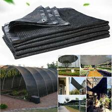 Outdoor Anti-UV Net Garden Sunscreen Sunblock Shade Cloth Sunshade Car Cover New