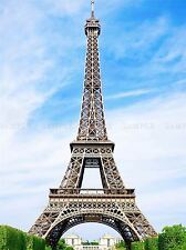 PARIS EIFFEL TOWER PHOTO ART PRINT POSTER PICTURE BMP2222A