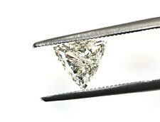 0.90 CT K COLOR SI1 TRIANGULAR  GIA CERT DIAMOND TAX FREE  Special Gift