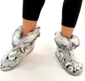 Wool Boots Slippers, Sheepskin shoes, Natural Handmade, SIZES
