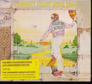 Elton John – Goodbye Yellow Brick Road 2CD 40th Ann 2014 NEW/SEALED Digipak