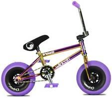 Wildcat Joker original 2c mini BMX bike Purple (sin frenos)