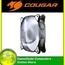 COUGAR 120mm WHITE LED Silent Case Fan 12V Hydraulic Bearing CF-D12HB-W  [F33]