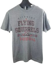 Richmond Flying Squirrels Genuine Shirt NWOT Size Large