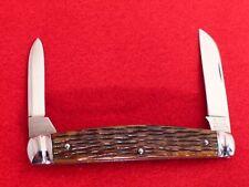 "Schrade Cut Co 1904-46, 3.75"" closed half congress knife"