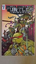 Teenage Mutant Ninja Turtles Universe #3 RI (IDW) 1:10 Variant ~ High Grade VF