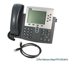 Cisco 7960G IP Phone 7960 G GST & Del Incl with SCCP Firmware GRADE B