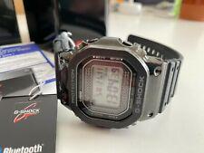 Casio G-Shok The Origin 43mm Caja Acero Inoxidable, Correa de Resina, Reloj para