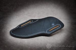Tom Brown Tracker 'The Garrison' Custom Leather Conceal Crossdraw Sheath