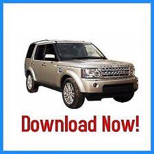 Workshop Manuals CD 2009 Car Service & Repair Manuals