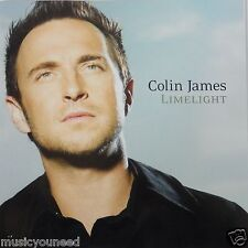 Colin James - Limelight (CD, 2005, Maple Music) Blues/Soul/Rock VG++ 9/10