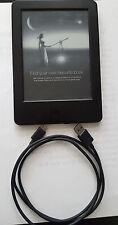 Amazon Kindle Touch 7th generazione (2014) 4GB, Wi-Fi, 6in-Nero