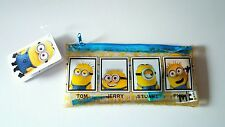 DESPICABLE ME Minions Filled Pencil Casa NEW OFFER  £ 1.55