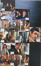 LA BONNE ANNEE 12 x French Lobby Card 1973 Lino VENTURA Francoise FABIAN