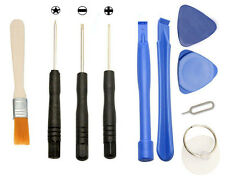 10 in 1 Repair Opening Pry Tool Screwdriver Kit for Cell Phone Replacement