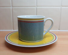 Switch 1 by Villeroy & Boch Cup & Saucer, Gallo Design