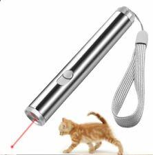 3in1 Katzenspielzeug Laserpointer +UV+ LED Taschenlampe Spielzeug für Haustier