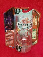 Bakugan Gundalian Invaders PYRUS DHARAK Crimson & Pearl Exclusive