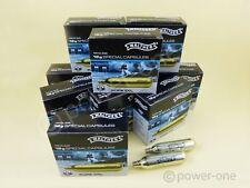 100 WALTHER 12g CO2 Markenkapseln Originalpatronen für CP 99 CP 88 CO 2 Gotcha