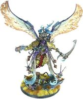 Warhammer 40k Chaos Death Guard Mortarion Daemon Primarch of Nurgle