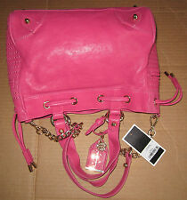 Juicy Couture Bag Pink Leather Dylan Daydreamer NEW $228