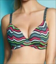 Freya SWIM Marinella UW Plunge Bikini Top UNITED KINGDOM SIZE 34D