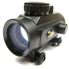 BSA 30mm tactical Red/Green Dot rifle pistol Scope sight 20mm Weaver mount RD30