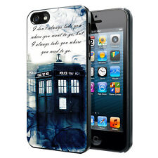 Dr Who Smoke Time Lord Zip Phone Case Cover For iPhone Samsung Google etc