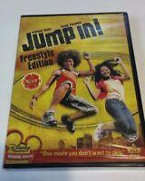 Jump In! DVD 2007 Freestyle Edition WALT DISNEY New Sealed WIth Movie Rewards