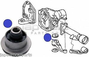 Fits Toyota Land Cruiser 98-07 Front Diff / Differential Mount Mounting Bush x1