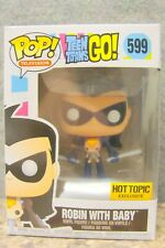 Funko Pop TV Robin With Baby #599 Hot Topic Exclusive NIB