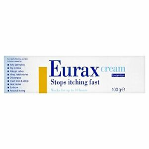 Eurax Stops Itching Fast Cream, 100 g