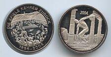 GY343 - Silbermedaille Olympia 2004 Athen Griechenland Die Spiele kehren zurück