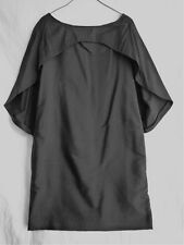 CHLOE  WOOL BLENDED CAPE DRESS SIZE 36