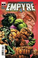 Empyre #4 (Of 6) (2020 Marvel Comics) First Print  Cover