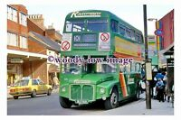 pu0707 - United Counties Routemaster Bus no 701 at Bedford in 1988 - photograph