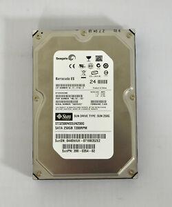 """Seagate Barracuda ES 9BL13E-145 ST3250820NS 250 GB 3.5"""" SATA Hard Disk Drive"""