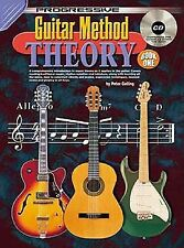 Progressive Guitar Method Theory - No Cd