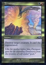 Terminate / Terminieren - Planeshift - Magic - PL - DE