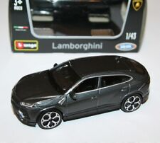 Burago - LAMBORGHINI URUS (Grey) - 'Street Fire' Model 1:43