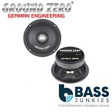 "Ground Zero GZCM6-4PPX 17cm 6.5"" 400 Watts Midwoofer Car Van Speaker (Single)"