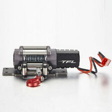 CNC RC Scale 1/10 Electric Winch Alumiunm Alloy For RC Rock Crawler #1459