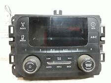 13 14 15 16 17 18 Dodge Ram 1500 AM FM XM radio receiver P68226683AA