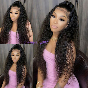 200G/4Pcs Kinky Curly Human Hair Weaves Extensions 100% Curly Human Hair Weft